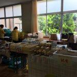 長野に蜂蜜販売に来てました(^ ^)