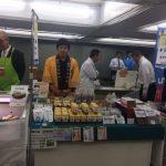 今日と明日は、東京で蜂蜜販売です(^O^)