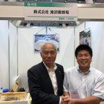 昨日と今日は東京で蜂蜜販売です!